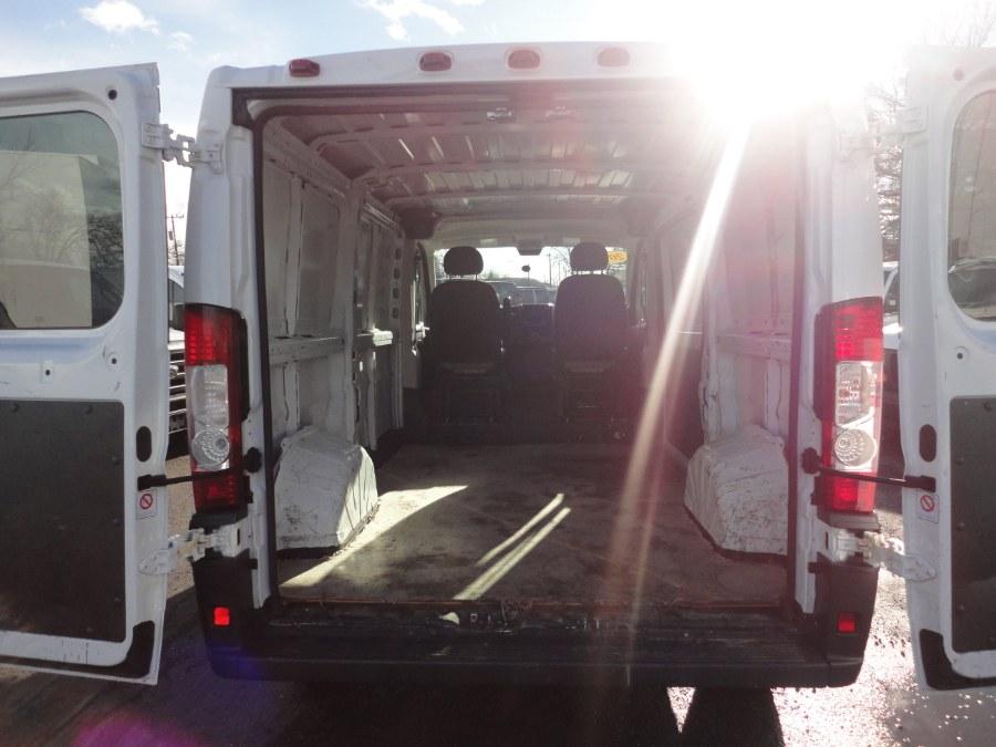 "Used Ram cargo ProMaster Cargo Van 1500 Low Roof 136"" WB 2017 | International Motorcars llc. Berlin, Connecticut"