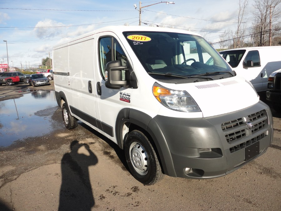"Used Ram cargo ProMaster Cargo Van 1500 Low Roof 136"" WB 2017 