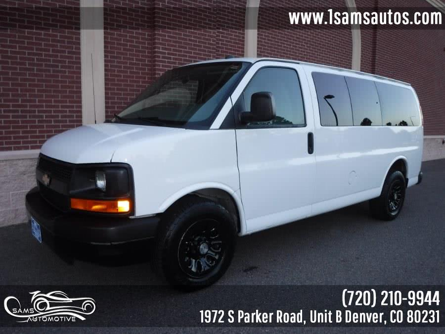 Used 2012 Chevrolet Express Cargo Van in Denver, Colorado | Sam's Automotive. Denver, Colorado