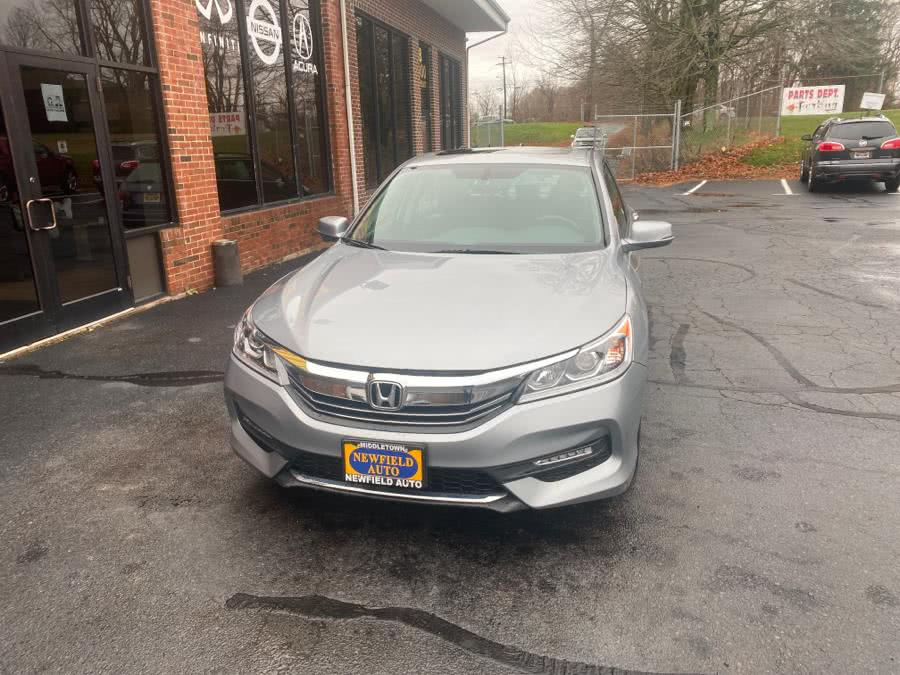 Used Honda Accord Sedan EX-L V6 Auto 2017 | Newfield Auto Sales. Middletown, Connecticut