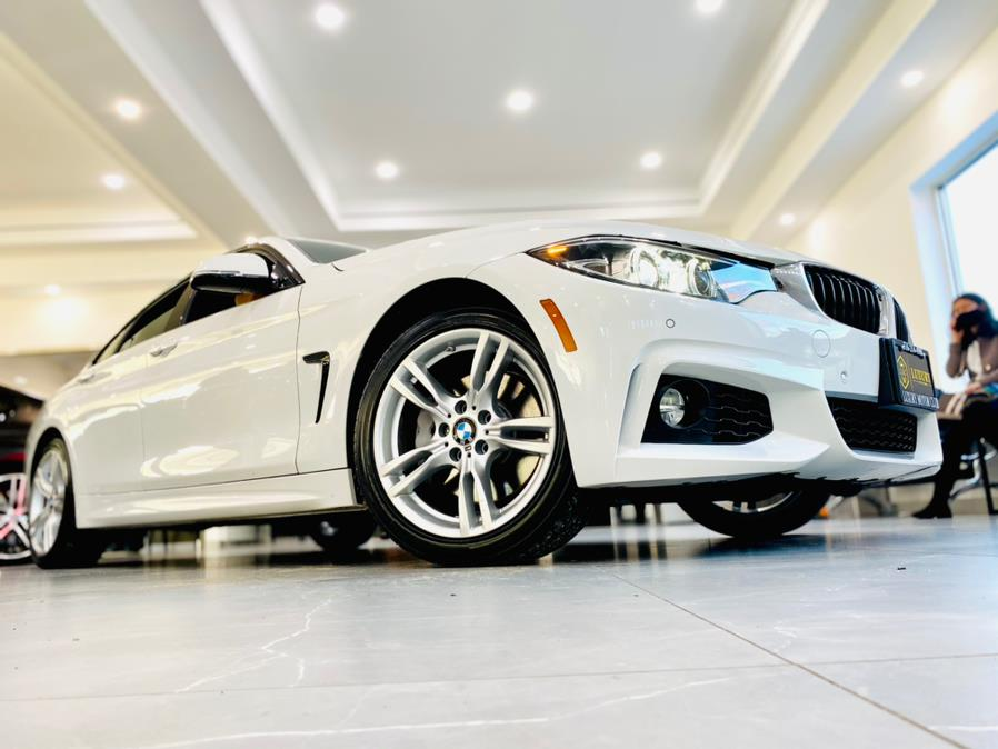 Used BMW 4 Series 440i xDrive Gran Coupe 2018 | Luxury Motor Club. Franklin Square, New York
