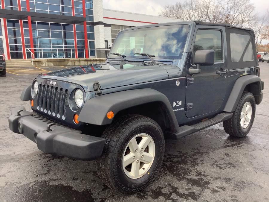 Used 2007 Jeep Wrangler in Ortonville, Michigan | Marsh Auto Sales LLC. Ortonville, Michigan