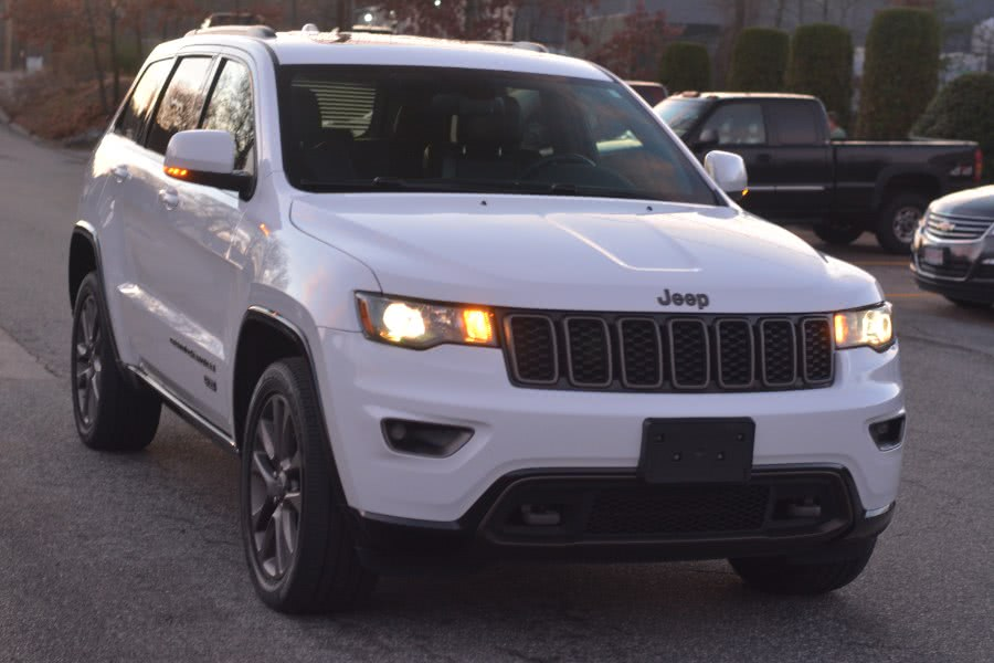 Used 2016 Jeep Grand Cherokee in Ashland , Massachusetts | New Beginning Auto Service Inc . Ashland , Massachusetts