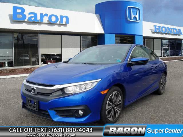 Used 2017 Honda Civic Coupe in Patchogue, New York | Baron Supercenter. Patchogue, New York