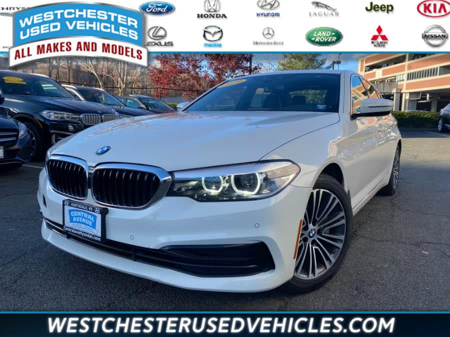 Used 2019 BMW 5 Series in White Plains, New York | Westchester Used Vehicles. White Plains, New York