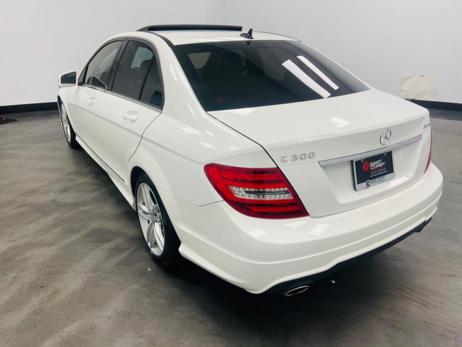 Used Mercedes-Benz C-Class 4dr Sdn C300 Sport 4MATIC 2013 | East Coast Auto Group. Linden, New Jersey