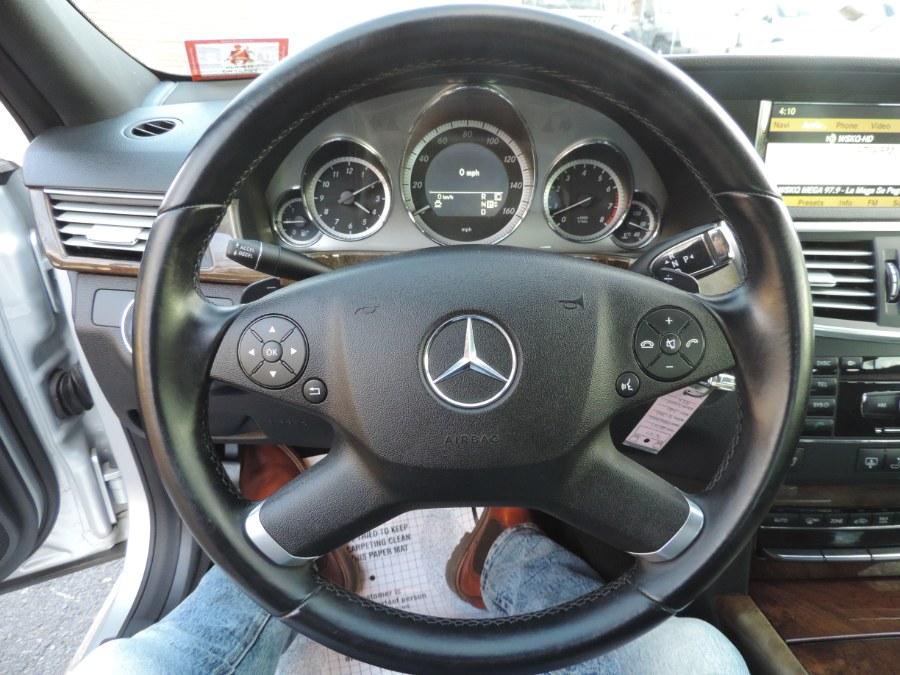 Used Mercedes-Benz E-Class 4dr Sdn E350 Sport 4MATIC 2010 | Auto Gallery. Lodi, New Jersey