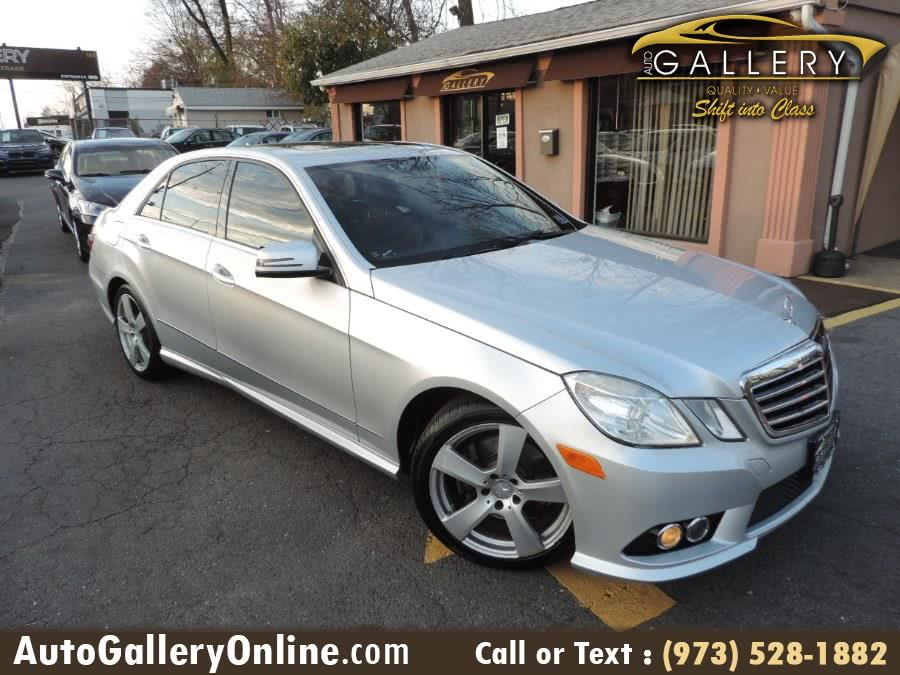 Used 2010 Mercedes-Benz E-Class in Lodi, New Jersey | Auto Gallery. Lodi, New Jersey