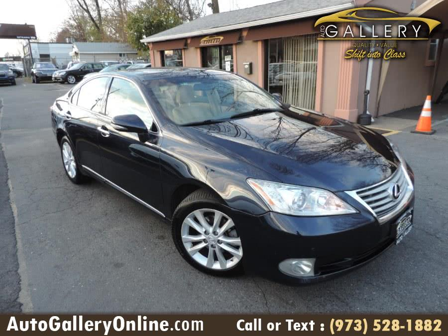 Used Lexus ES 350 4dr Sdn 2010 | Auto Gallery. Lodi, New Jersey