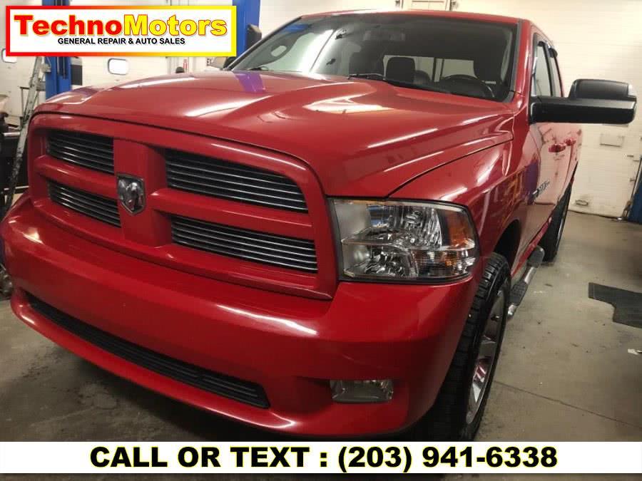 Used 2011 Ram 1500 in Danbury , Connecticut | Techno Motors . Danbury , Connecticut