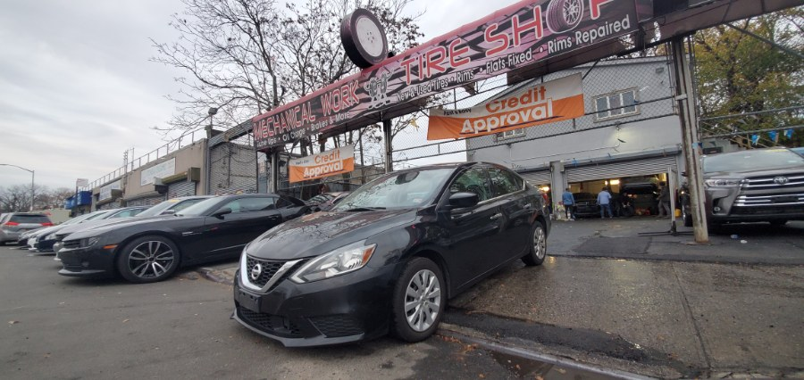 Used Nissan Sentra S CVT 2018 | Rubber Bros Auto World. Brooklyn, New York