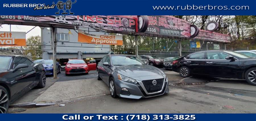 Used 2020 Nissan Altima in Brooklyn, New York | Rubber Bros Auto World. Brooklyn, New York