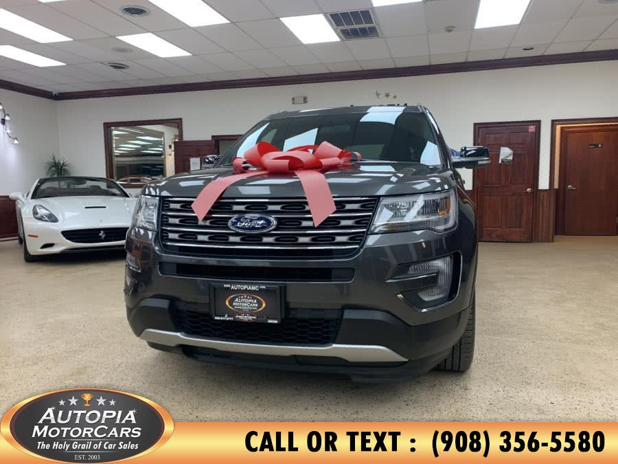 Used 2017 Ford Explorer in Union, New Jersey | Autopia Motorcars Inc. Union, New Jersey