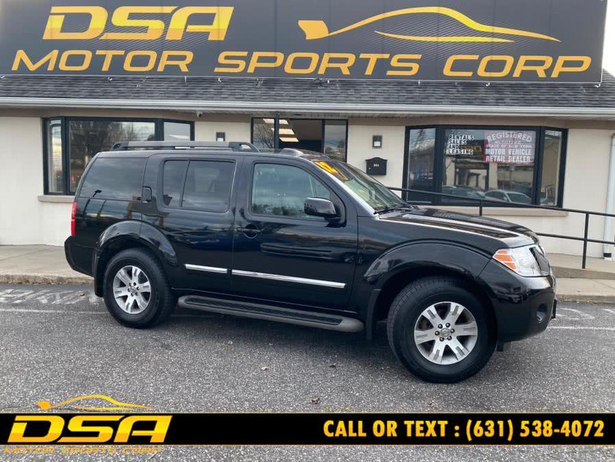 Used 2012 Nissan Pathfinder in Commack, New York | DSA Motor Sports Corp. Commack, New York