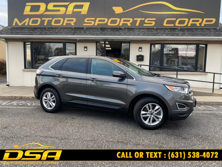 Used Ford Edge SEL AWD 2017 | DSA Motor Sports Corp. Commack, New York