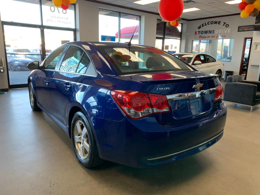 Used Chevrolet Cruze 4dr Sdn LT w/1LT 2012 | 5 Towns Drive. Inwood, New York