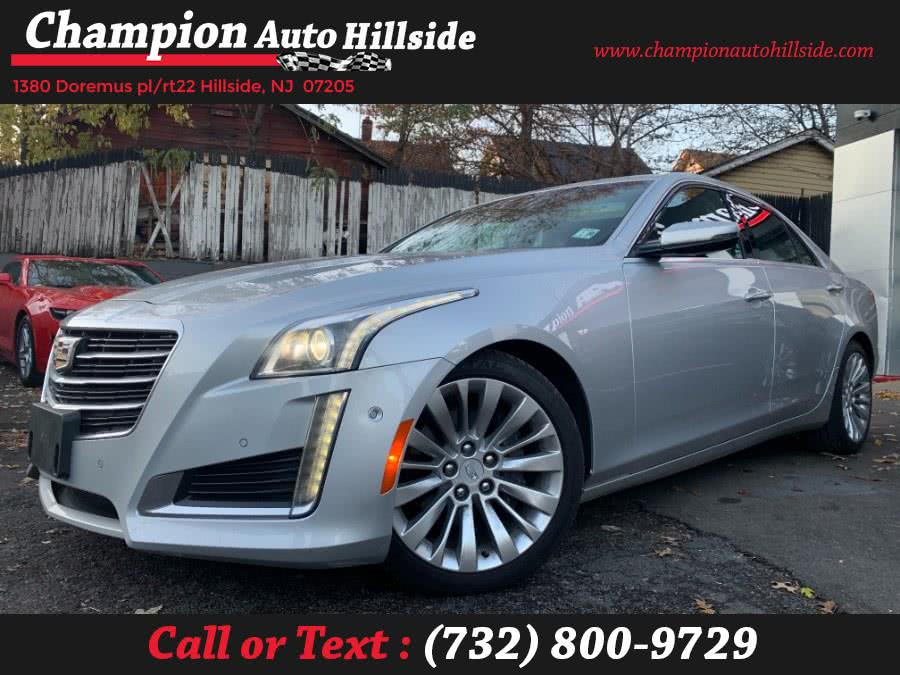 Used 2015 Cadillac CTS Sedan in Hillside, New Jersey | Champion Auto Hillside. Hillside, New Jersey