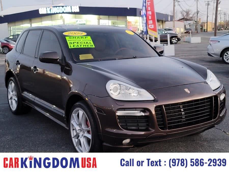 Used Porsche Cayenne GTS AWD Luxury Sport SUV with The Porsche GPS Technology Package. 2009 | Car Kingdom USA. Lawrence, Massachusetts