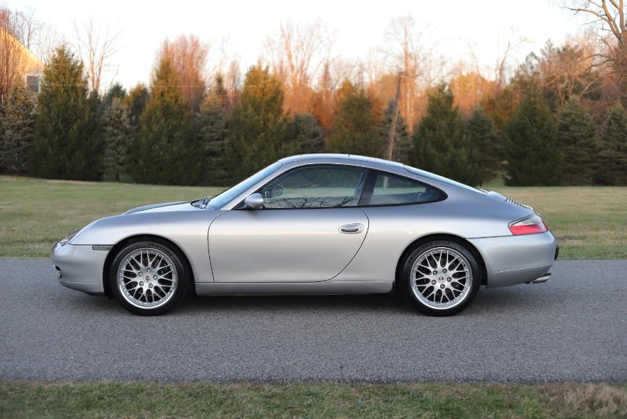 Used Porsche 911 Carrera Coupe 2001 | Meccanic Shop North Inc. North Salem, New York