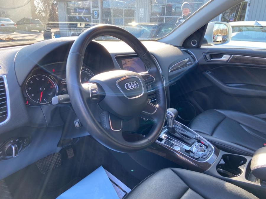 2013 Audi Q5 quattro 4dr 2.0T Premium Plus, available for sale in New Milford, CT
