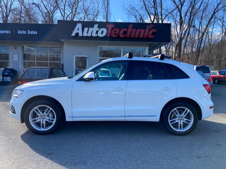 Used 2013 Audi Q5 in New Milford, Connecticut