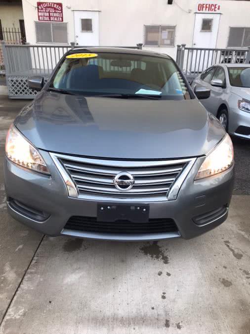 Used 2015 Nissan Sentra in Jamaica, New York | Hillside Auto Center. Jamaica, New York