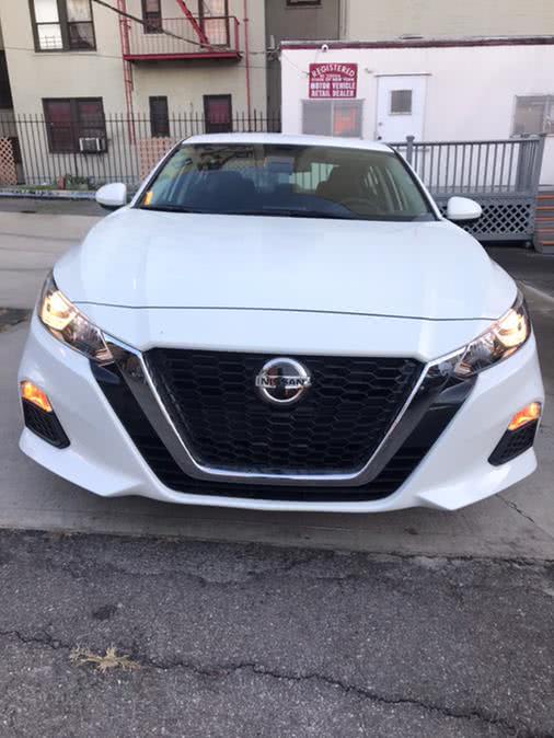 Used 2020 Nissan Altima in Jamaica, New York | Hillside Auto Center. Jamaica, New York