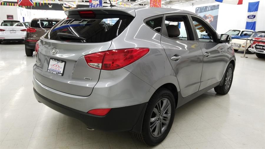 2015 Hyundai Tucson AWD 4dr GLS, available for sale in West Haven, CT