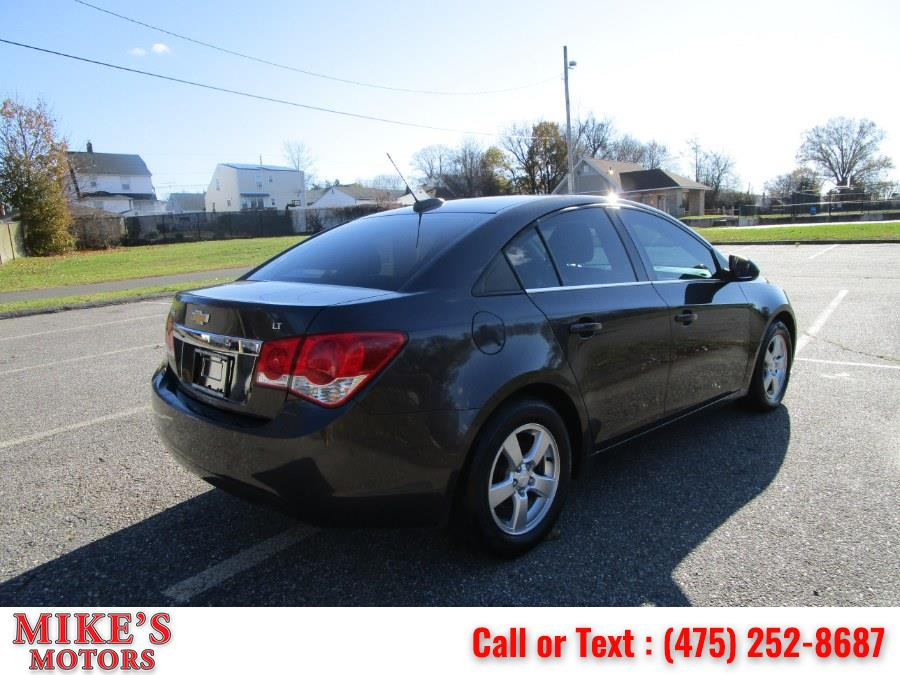 Used Chevrolet Cruze Limited 4dr Sdn Auto LT w/1LT 2016 | Mike's Motors LLC. Stratford, Connecticut