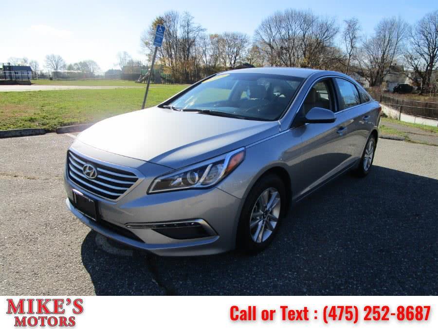 Used 2015 Hyundai Sonata in Stratford, Connecticut | Mike's Motors LLC. Stratford, Connecticut