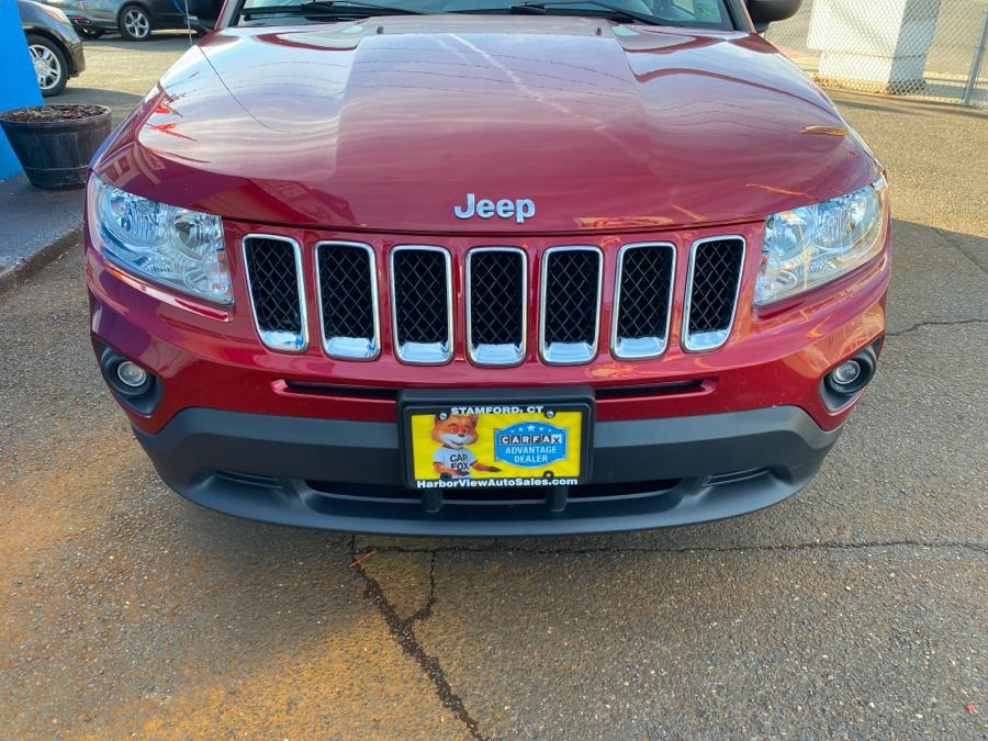 Used Jeep Compass 4WD 4dr Sport 2013 | Harbor View Auto Sales LLC. Stamford, Connecticut