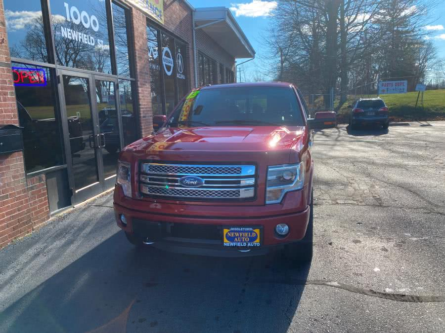 Used 2013 Ford F-150 in Middletown, Connecticut   Newfield Auto Sales. Middletown, Connecticut