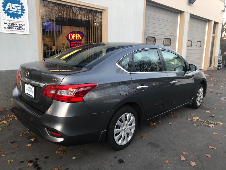 Used Nissan Sentra SV CVT 2017 | Bristol Auto Center LLC. Bristol, Connecticut