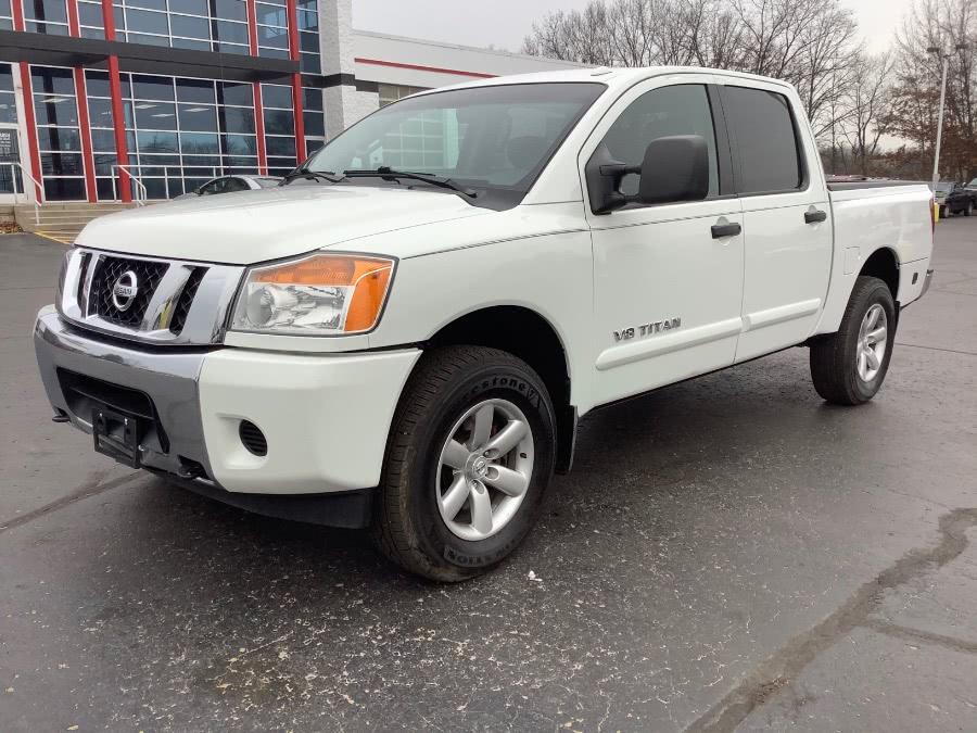 Used 2015 Nissan Titan in Ortonville, Michigan | Marsh Auto Sales LLC. Ortonville, Michigan