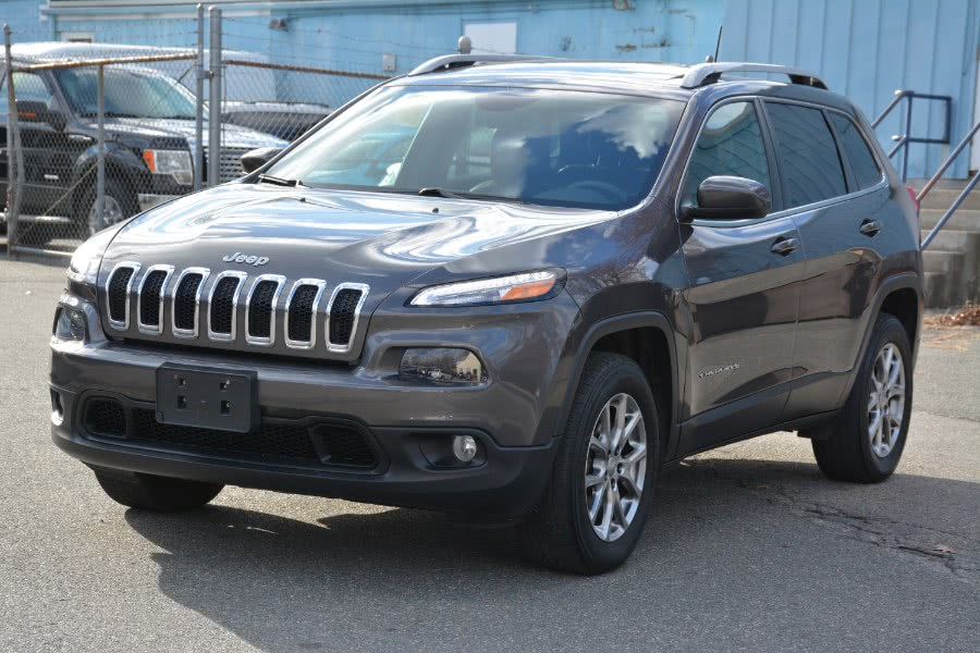 Used 2018 Jeep Cherokee in Ashland , Massachusetts | New Beginning Auto Service Inc . Ashland , Massachusetts