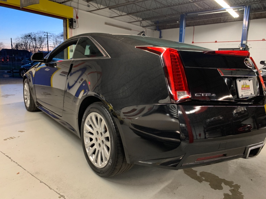 Used Cadillac CTS Coupe 2dr Cpe Premium AWD 2013 | MP Motors Inc. West Babylon , New York