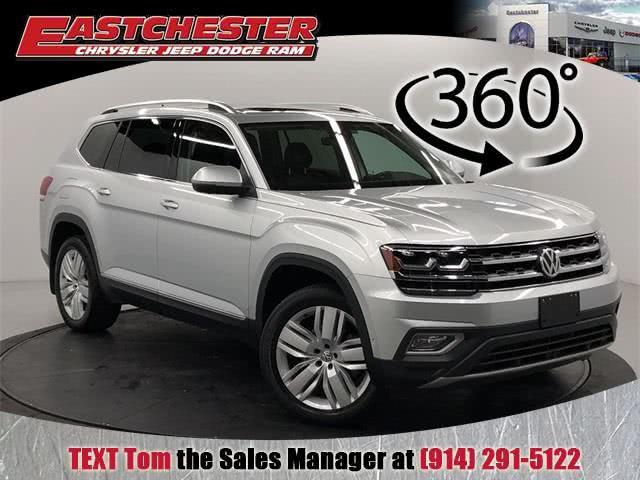 Used 2018 Volkswagen Atlas in Bronx, New York | Eastchester Motor Cars. Bronx, New York