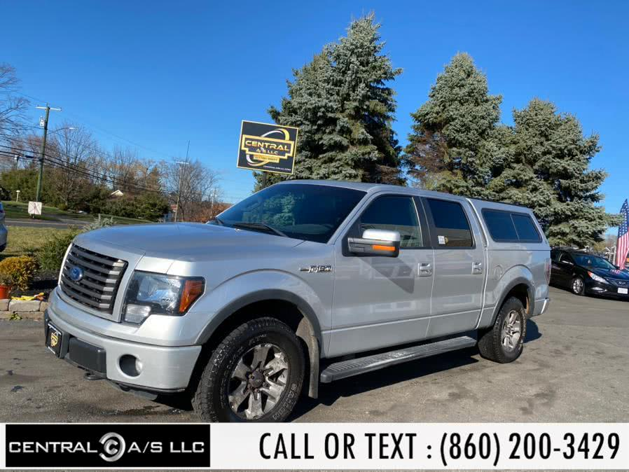 Used 2011 Ford F-150 in East Windsor, Connecticut | Central A/S LLC. East Windsor, Connecticut