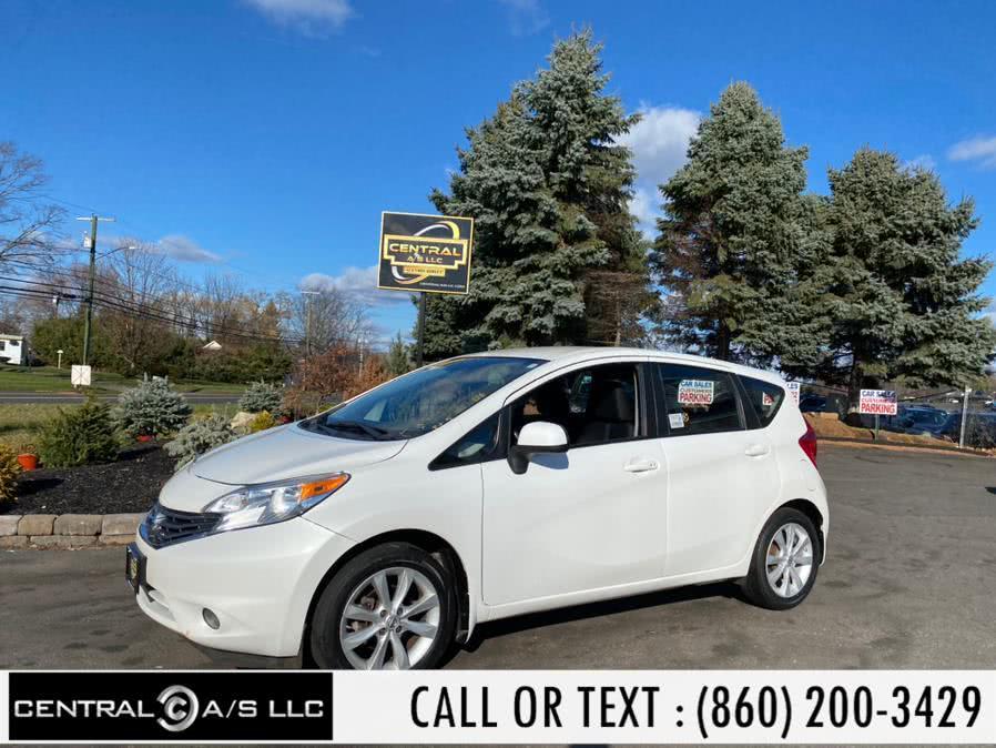Used 2014 Nissan Versa Note in East Windsor, Connecticut | Central A/S LLC. East Windsor, Connecticut