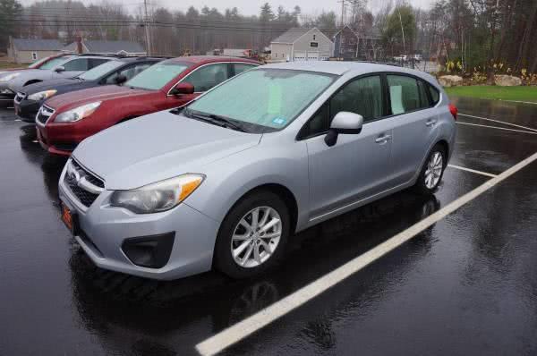 Used Subaru Impreza Wagon 5dr Auto 2.0i Premium 2013 | Extreme Machines. Bow , New Hampshire