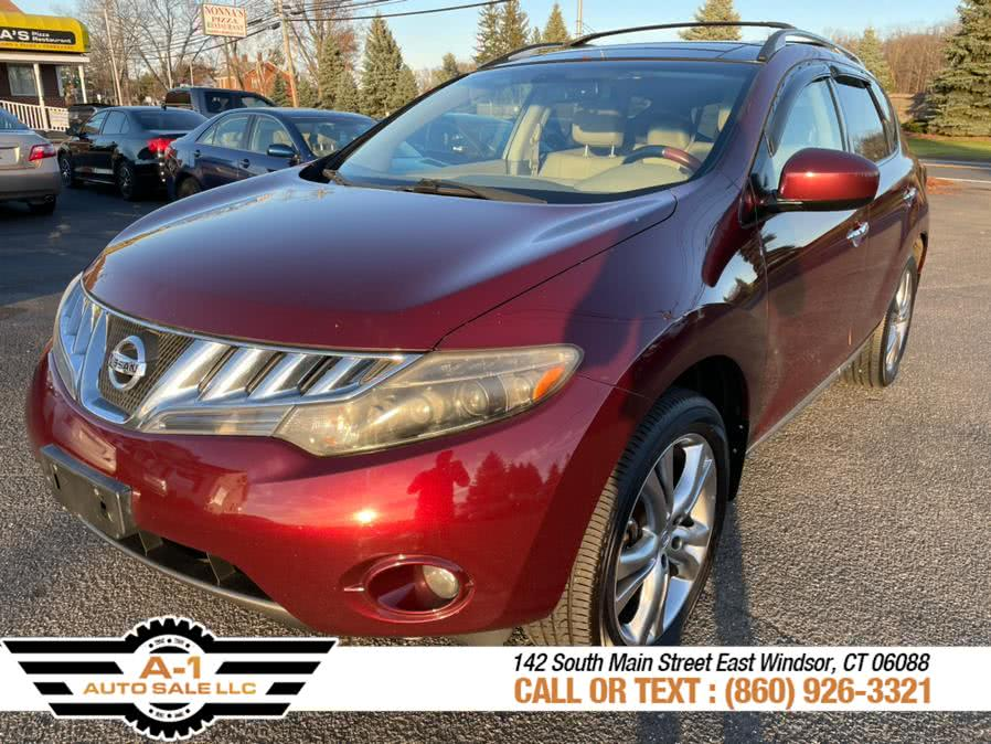 Used 2009 Nissan Murano in East Windsor, Connecticut | A1 Auto Sale LLC. East Windsor, Connecticut
