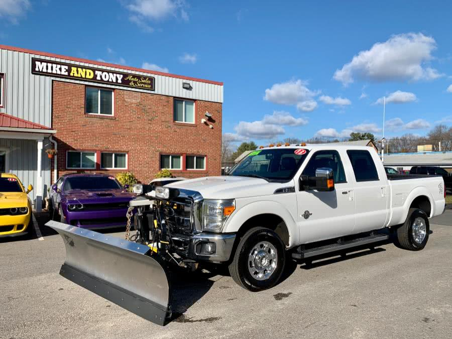 "Used Ford Super Duty F-350 SRW 4WD Crew Cab 156"" Lariat 2013 