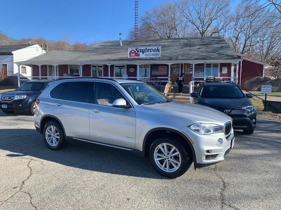 Used 2015 BMW X5 in Old Saybrook, Connecticut | Saybrook Auto Barn. Old Saybrook, Connecticut