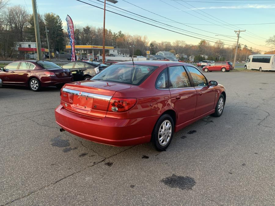 Used Saturn LS L-200 Auto 2003 | American Auto Specialists Inc.. Berlin, Connecticut