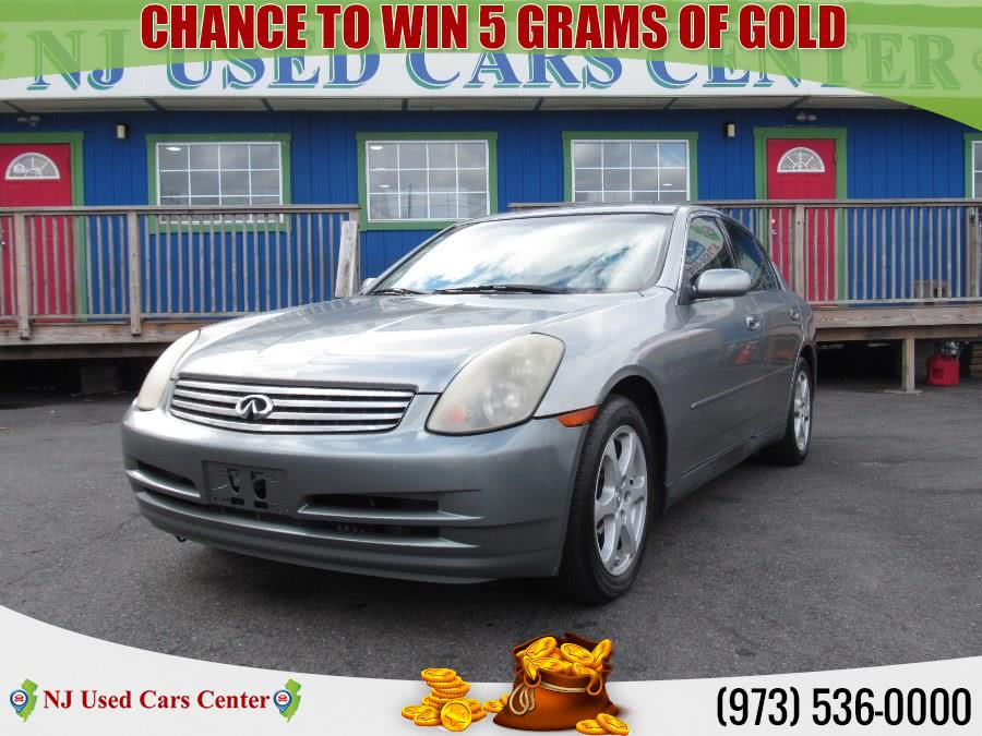 Used 2004 Infiniti G35 Sedan in Irvington, New Jersey | NJ Used Cars Center. Irvington, New Jersey