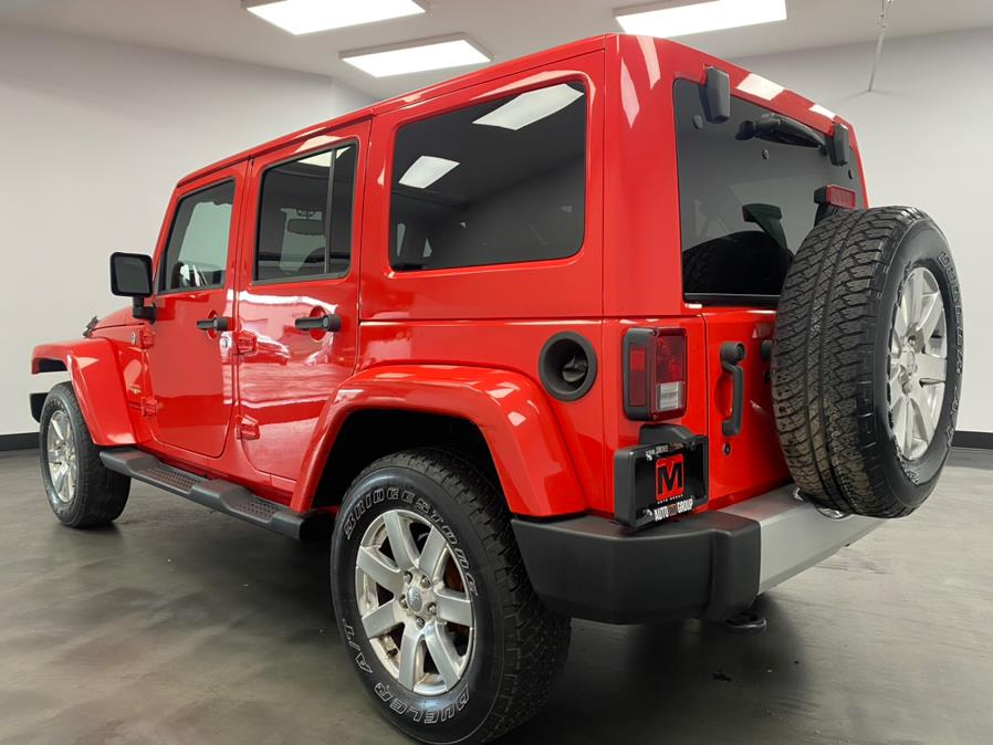 Used Jeep Wrangler Unlimited 4WD 4dr Sahara 2013 | M Auto Group. Elizabeth, New Jersey