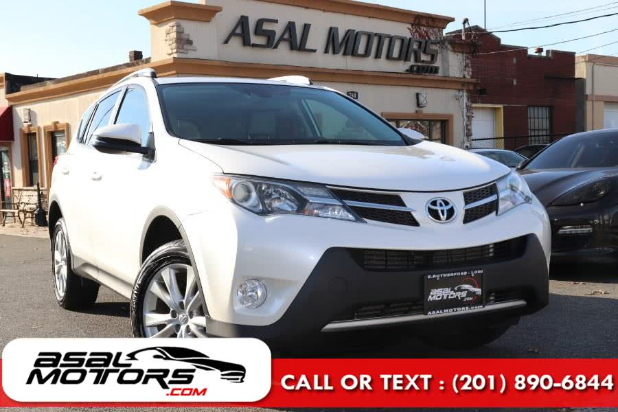 Used Toyota RAV4 AWD 4dr Limited (Natl) 2014 | Asal Motors. East Rutherford, New Jersey