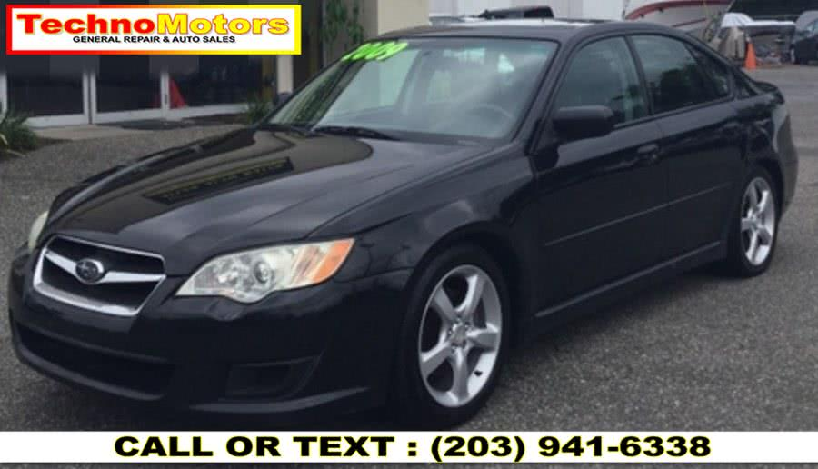 Used 2009 Subaru Legacy in Danbury , Connecticut | Techno Motors . Danbury , Connecticut