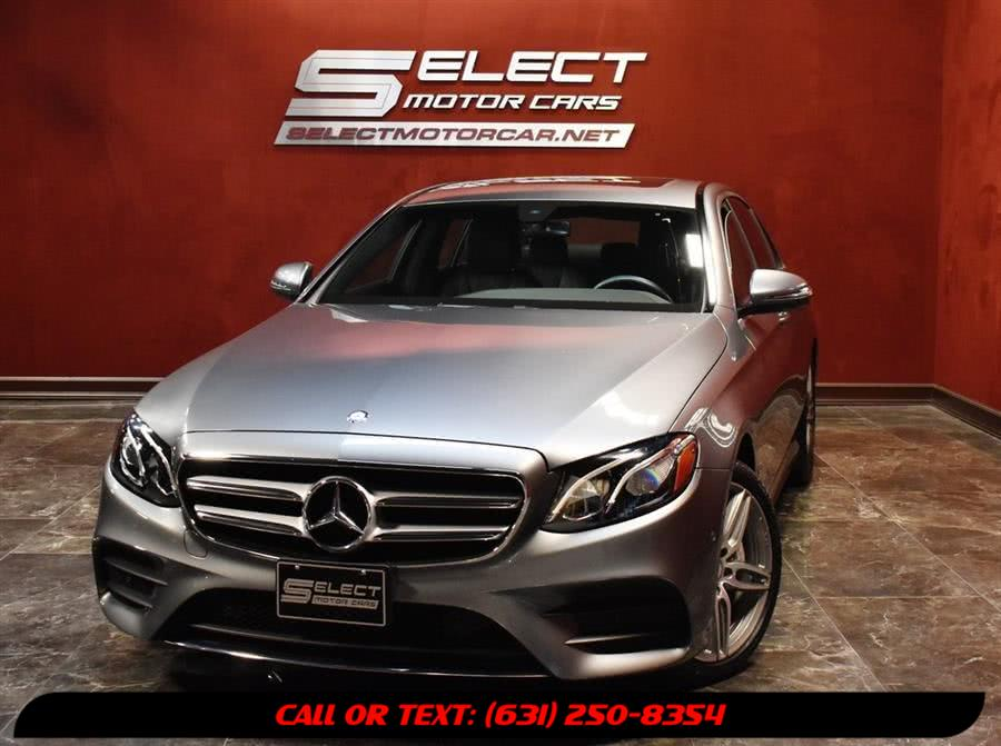 Used 2017 Mercedes-benz E-class in Deer Park, New York | Select Motor Cars. Deer Park, New York