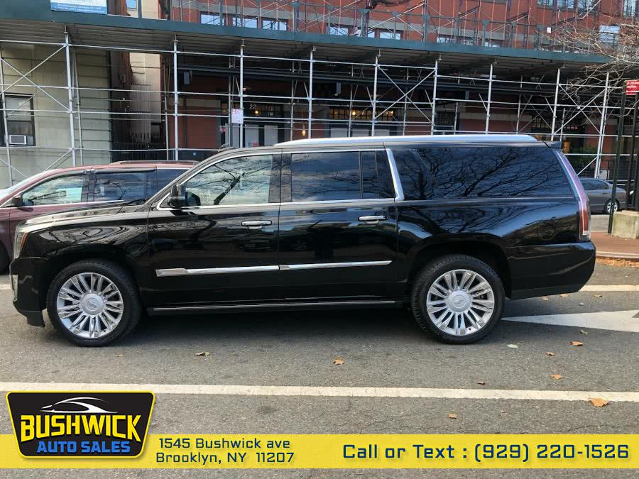Used 2015 Cadillac Escalade ESV in Brooklyn, New York | Bushwick Auto Sales LLC. Brooklyn, New York